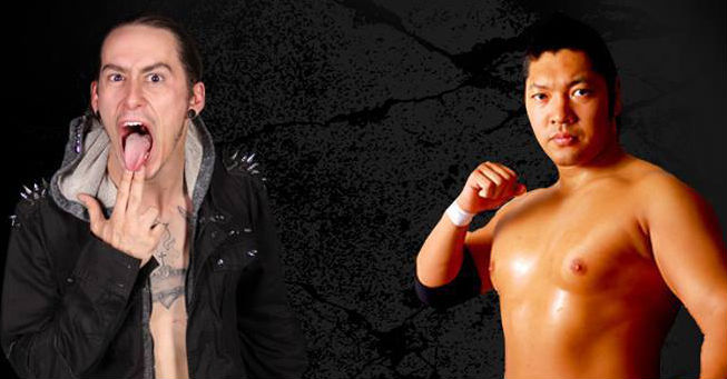 Breaking: Greg James To Face New Japan's Watanabe