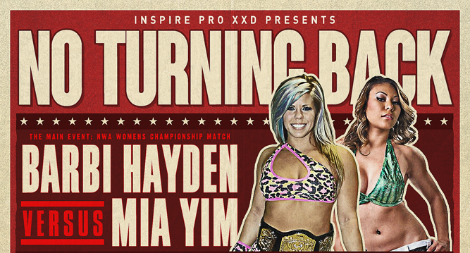 Results: No Turning Back - 7.27.14