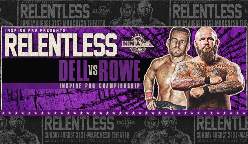 Relentless — 8.31.14 in Austin!