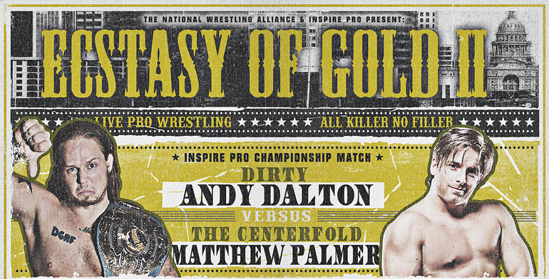 Results: Ecstasy Of Gold II - 1.4.15