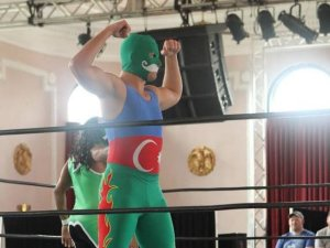 Breaking News: Mr. Azerbaijan Enters The Gauntlet At Ecstasy Of Gold II
