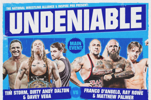 Results: Undeniable - 2.15.15