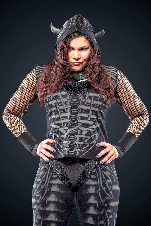 Vanessa Kraven Online World Of Wrestling