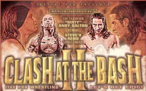 Clash At The Bash 2 — 6.21.15 in Austin!