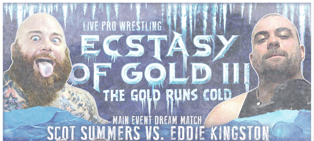 Results: Ecstasy Of Gold III - 1.17.16