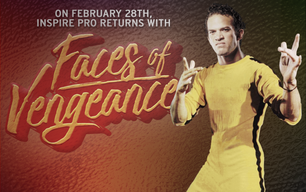 Results: Faces Of Vengeance - 2.28.16