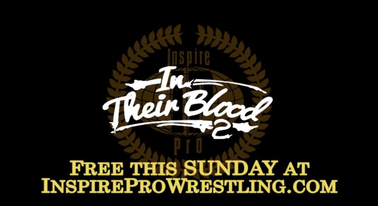 Breaking News: Inspire Pro To Release In Their Blood 2 For Free On YouTube